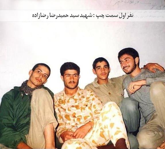 شهید-رضازاده-عملیات-بدر