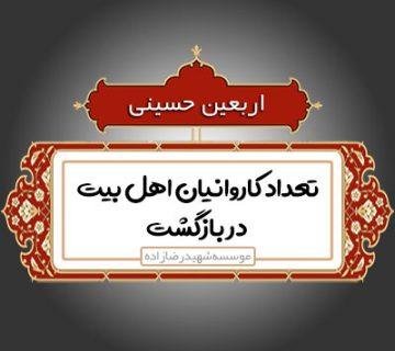 تعداد-کاروانیان-اهل-بیت-امام-حسین-در-بازگشت