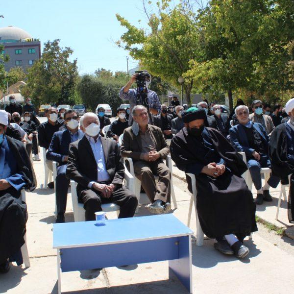 مراسم-تکریم-شهیدان-گمنام-شیراز-1400