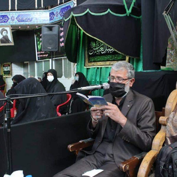 مراسم اربعین 1400 شیراز صفر 1443