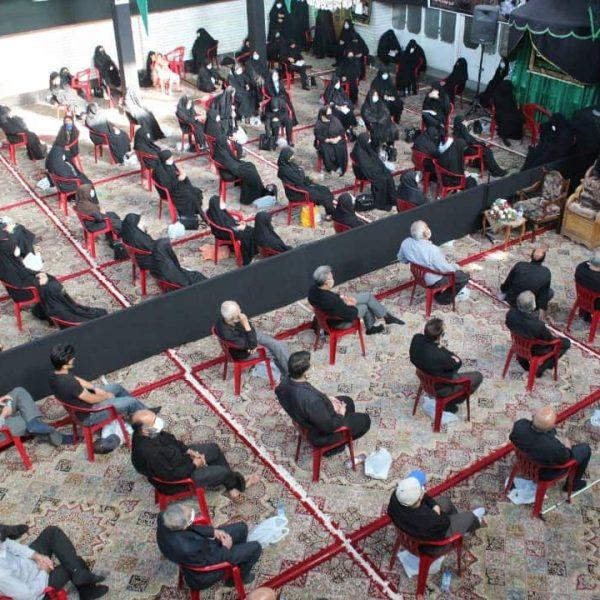 مراسم اربعین 1400 شیراز صفر 1443 15